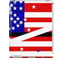 Divided States of America iPad Case/Skin