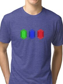 Rupee Change Tri-blend T-Shirt
