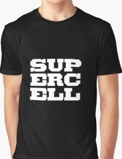 logo supercell Graphic T-Shirt