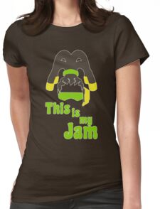 This Is My Jam - Lucio Womens Fitted T-Shirt