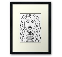 Bel Colla 02 Framed Print