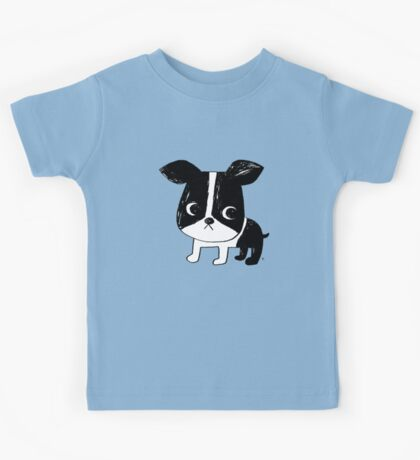 Boston Terrier Kids Tee