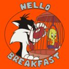 Hello Breakfast  by LifeisDelicious