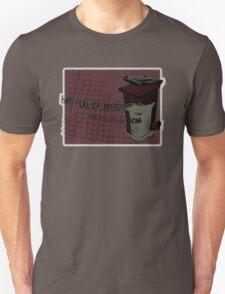 bin full of maggots T-Shirt