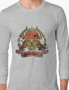 Greatest Khan Long Sleeve T-Shirt