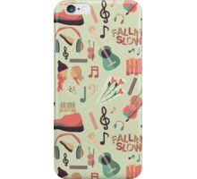 Once Seamless Pattern iPhone Case/Skin