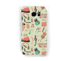 Once Seamless Pattern Samsung Galaxy Case/Skin