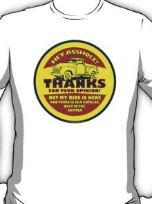 Thanks!!  T-Shirt