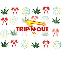 Trip-N-Out Photographic Print