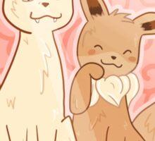 Pokemon Cats Against Cat Calls Sticker