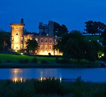 Dromoland Irish Castle Hotel, County Clare, Ireland by Noel Moore Up The Banner Photography