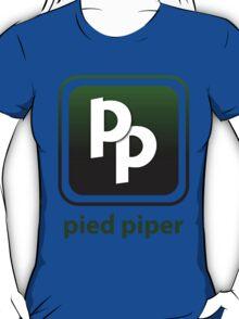 Pied Piper New Logo Shirt for Tech Crunch Disrupt T-Shirt