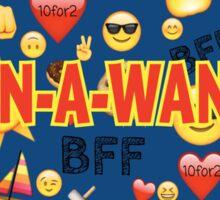 CAMP BFF CHEN-A-WANDA Sticker