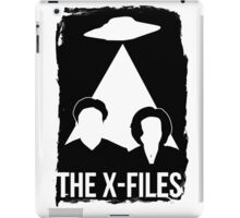 X FILES TRANSPARENT iPad Case/Skin