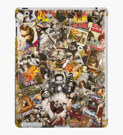 Frank Sinatra, King Kong, Marlene Ditrich iPad Case/Skin