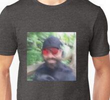blurry meemstar Unisex T-Shirt