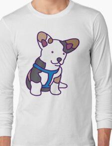 A Corgi Named - Nelson Long Sleeve T-Shirt