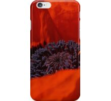 Aye Poppy iPhone Case/Skin