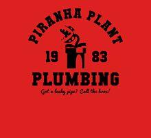 Piranha Plant Plumbing Unisex T-Shirt