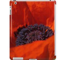 Aye Poppy iPad Case/Skin