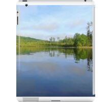 Scenic Gorham Pond #1 iPad Case/Skin