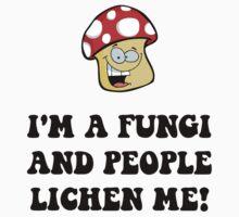 Fungi Lichen One Piece - Long Sleeve