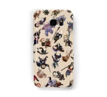 Dragon Age Party members Samsung Galaxy Case/Skin