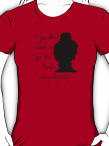 Disney Princesses: Mulan *Black Version* T-Shirt