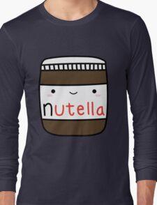 Nutella kawaii. Long Sleeve T-Shirt