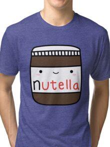 Nutella kawaii. Tri-blend T-Shirt