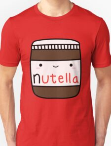 Nutella kawaii. Unisex T-Shirt