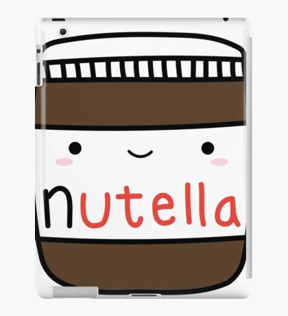 Nutella kawaii. iPad Case/Skin