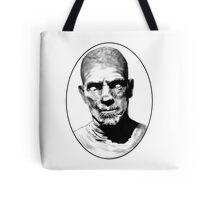Death, Eternal Punishment For Anyone Who Opens This Casket  Tote Bag
