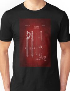 Police Club Patent 1924 Unisex T-Shirt