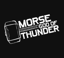 Morse God of Thunder (Dark Version) by swiener