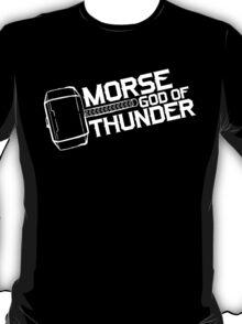 Morse God of Thunder (Dark Version) T-Shirt