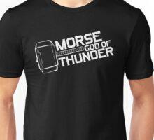 Morse God of Thunder (Dark Version) Unisex T-Shirt