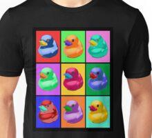 Pop Art Ducky Unisex T-Shirt