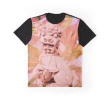 Foo Dog Graphic Graphic T-Shirt
