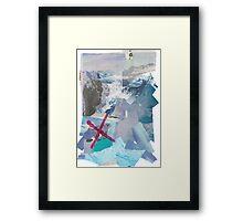 SAVE THE POLAR BEARS  Framed Print