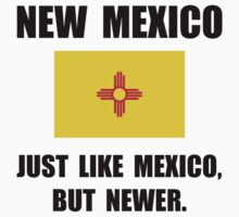 New Mexico Newer One Piece - Long Sleeve