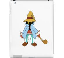 The Black Mage iPad Case/Skin