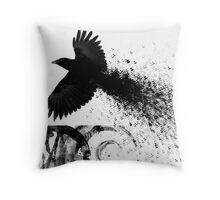 the crow 2 Throw Pillow