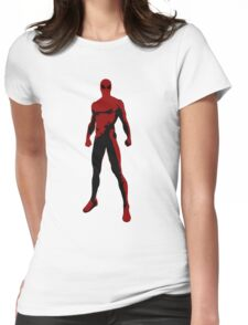 WebMan Womens Fitted T-Shirt