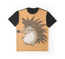 Hedgehog Graphic T-Shirt