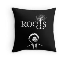 The Roots - Questlove Throw Pillow
