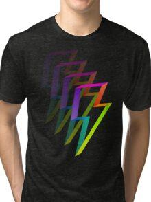 Neon Flash Tri-blend T-Shirt