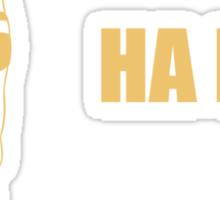 Phil Ken Sebben ha HAA Sticker
