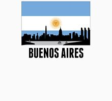 Buenos Aires Argentinian Flag Unisex T-Shirt