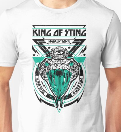 King of Sting T-Shirt